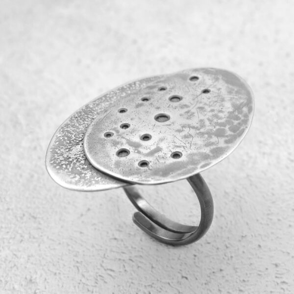 Milomade Echoes Collection - Seashore Ring
