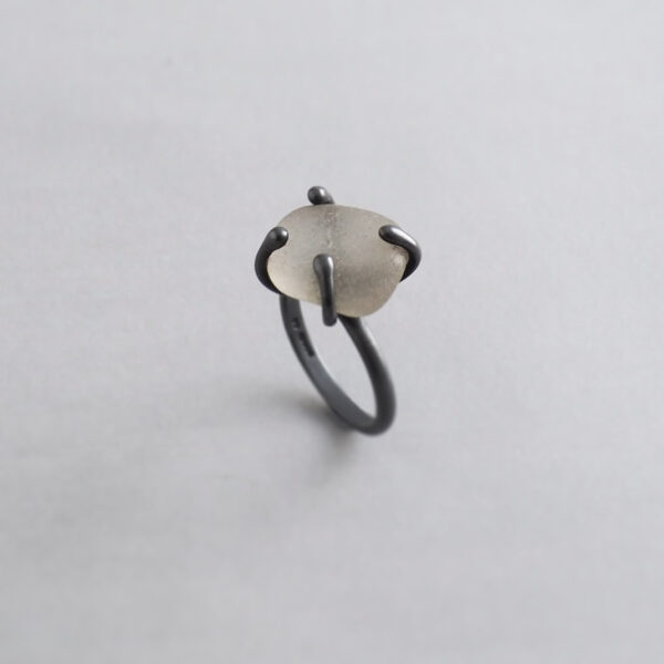 Sale - Seaglass Ring