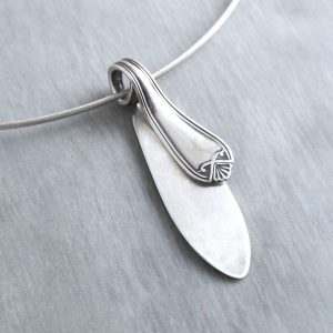 Evie Milo Milomade - Butter Me Up Collection - Limited Edition pieces made from recycled sterling silver butter knives
