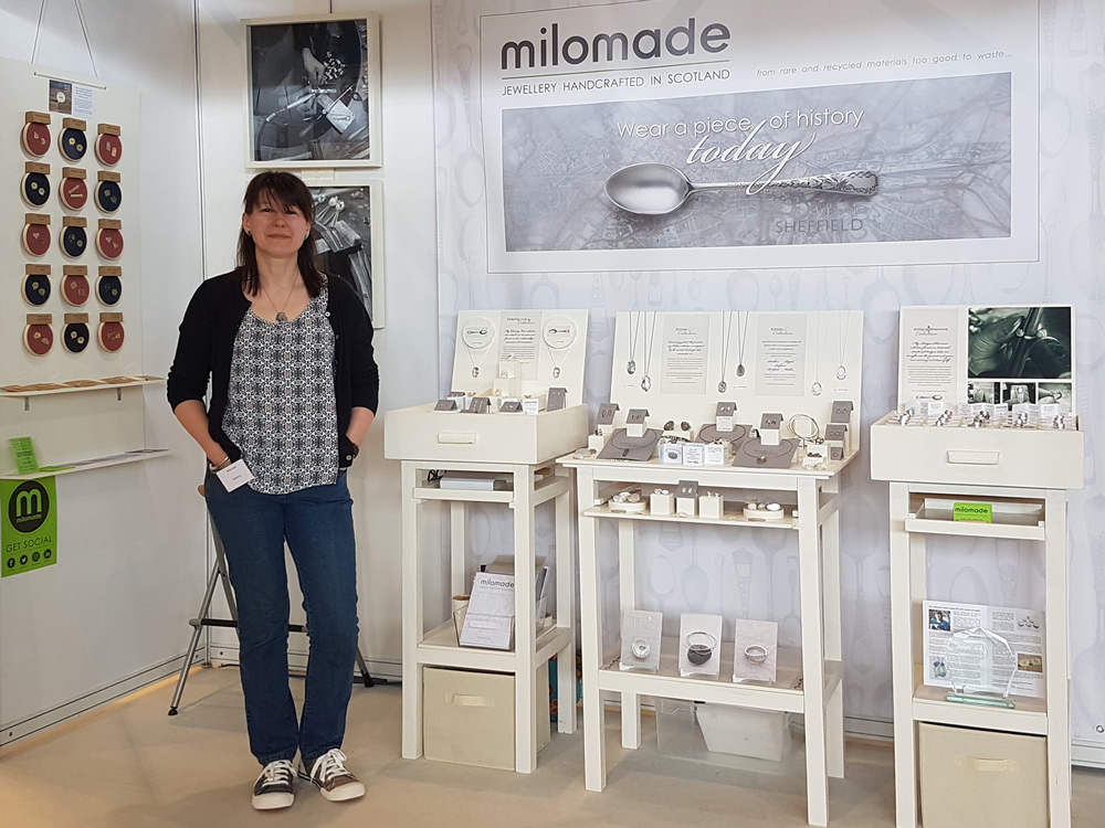 Milomade at the British Craft Trade Fair 2019