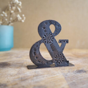 Copper Type - Ampersand