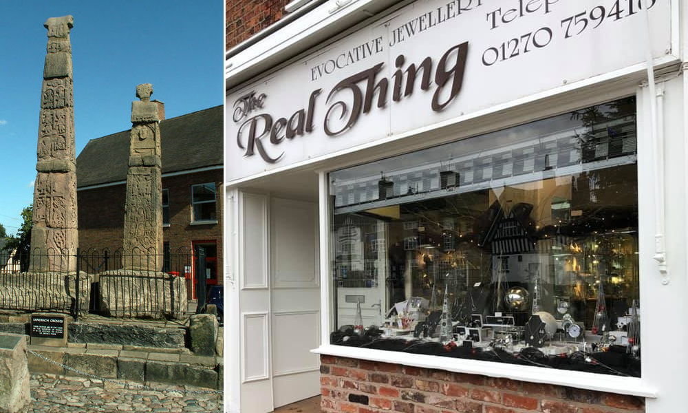 The Real Thing in Sandbach, Cheshire, now stocks Milomade