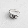 Milomade Antique Silverware Spoon Ring - Made by Evie Milo #TheSpoonLady - Scéal - Birmingham 1958