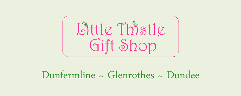 New Stockist - Little Thistle now stock Milomade jewellery in their shops in Dunfermline, Glenrothes and Dundee