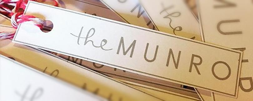 New Stocvkist - The Munro - Markinch