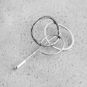 Milomade Echoes Collection - Rockpool Pin
