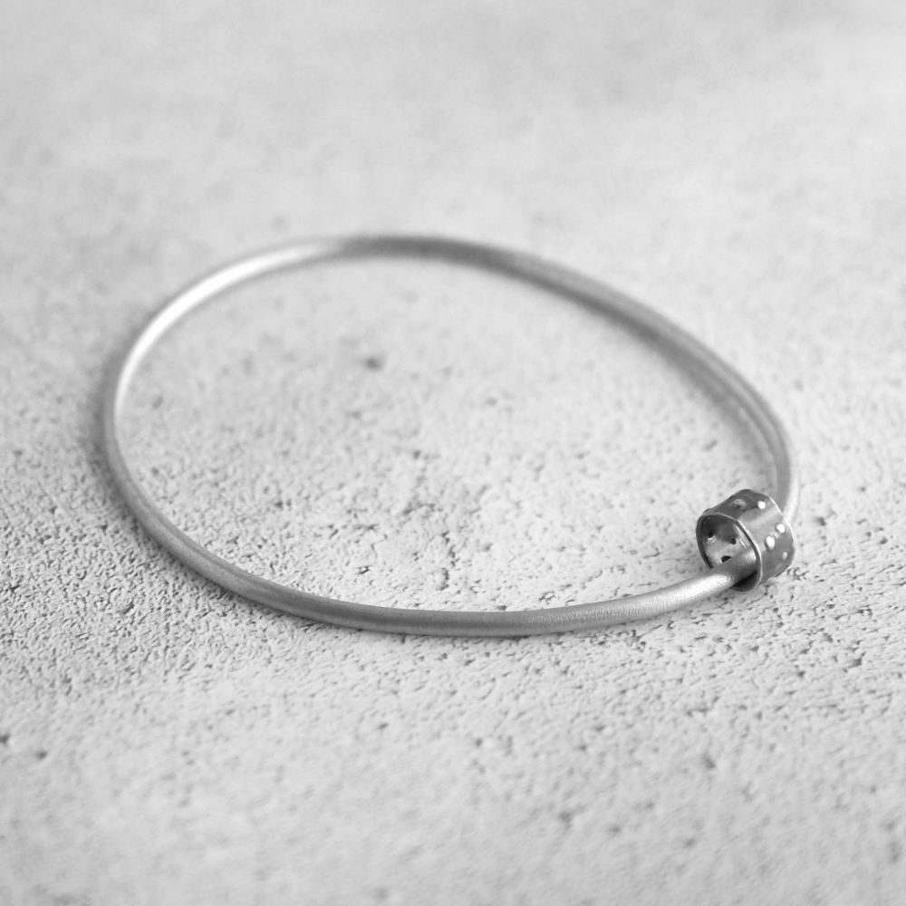 Milomade Echoes Collection - Urchin Bangle