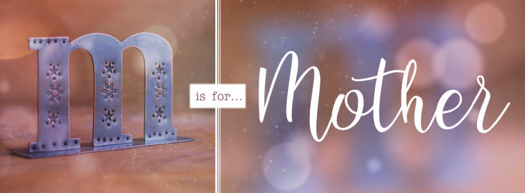 M is for Mother - A Mother's Day Gift Guide