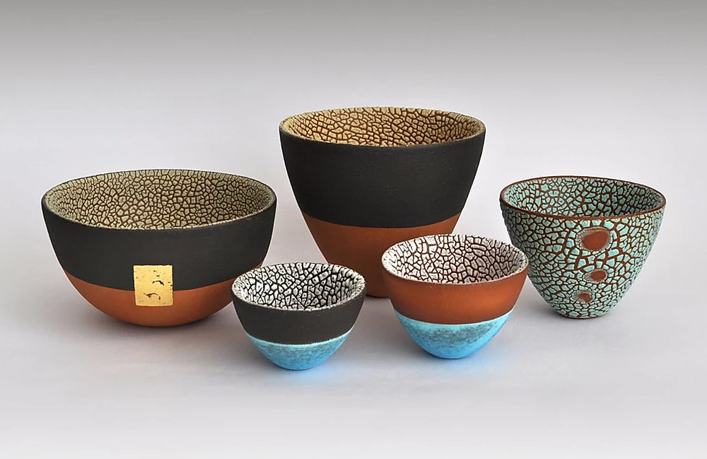 BCTF Shout Out to Emma Williams, a ceramic artist based in Nottingham.