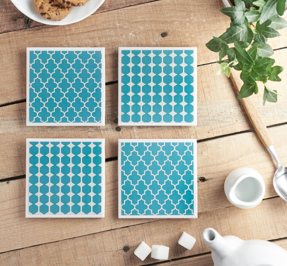 Artist Tessa Townsend makes striking ceramic coasters tough enough to take on even the hottest cup of tea, and as beautiful and diverse as Yorkshire's unspoilt countryside and urban cityscapes.