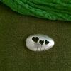 Enduring Love Heart Booch - MakersSupportPledge