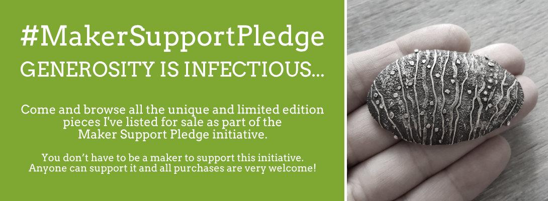 Maker Support Pledge