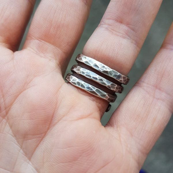 Twisted Wrap Ring