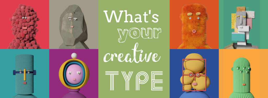 What's Your Creative Type