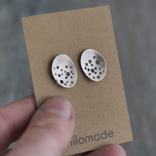 Domed Drilled Studs