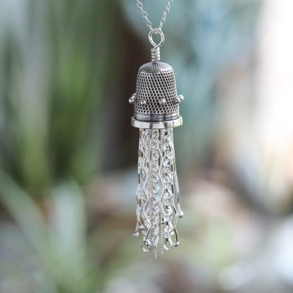 Jellyfish Pendants