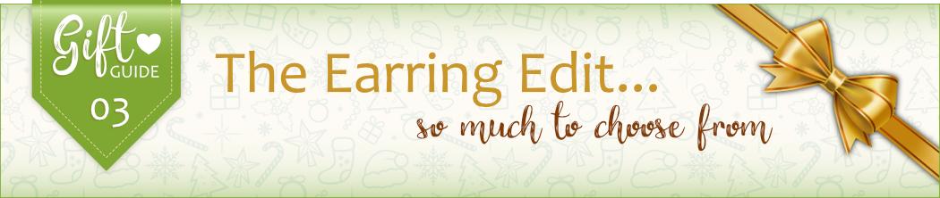 Milomade Gift Guide - The Earring Edit