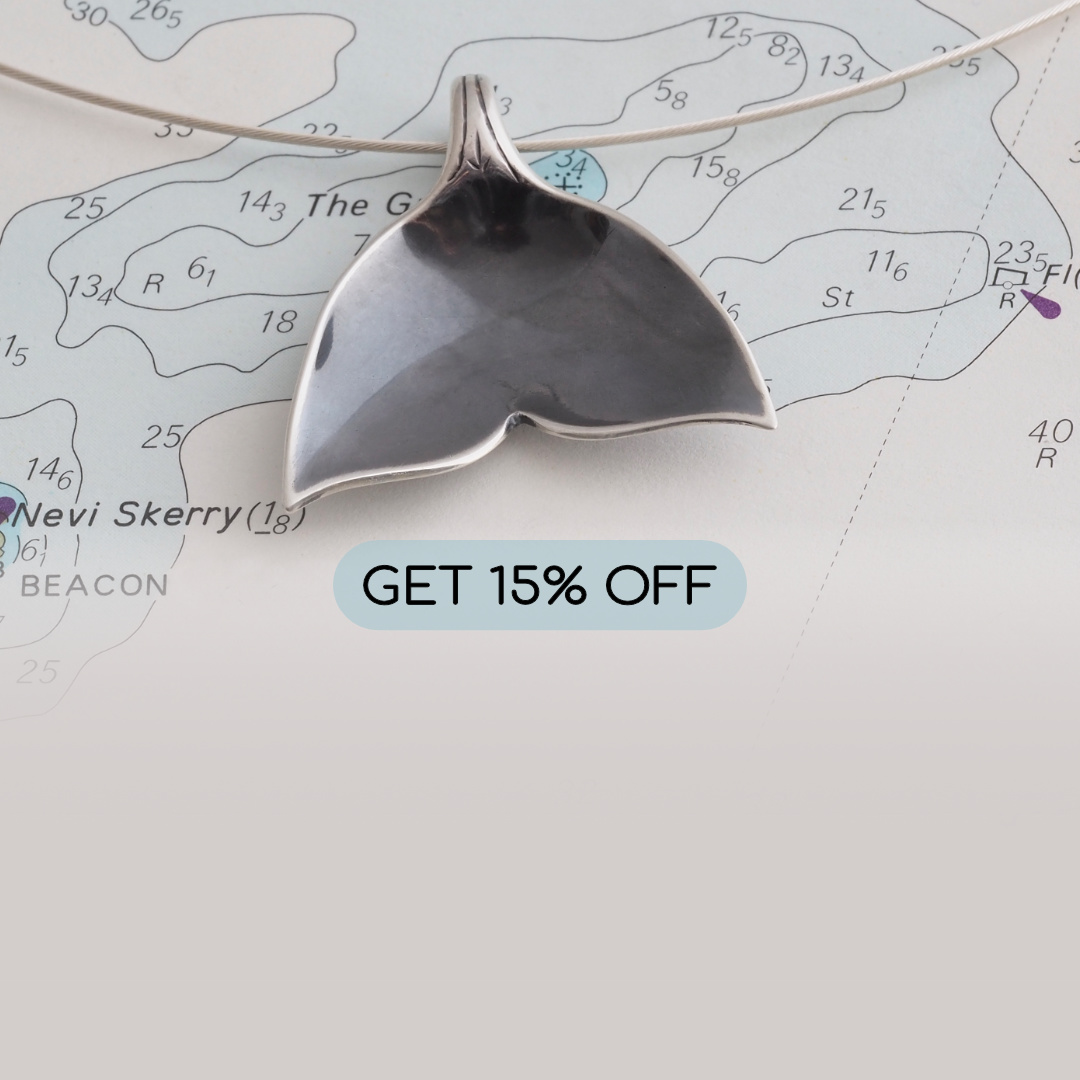 This months offer - 15% off Tails of the Sea