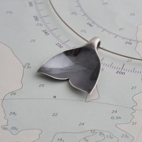 Tails of the Sea - Whale Fluke Necklets